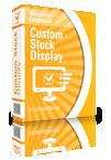 Custom Stock Display