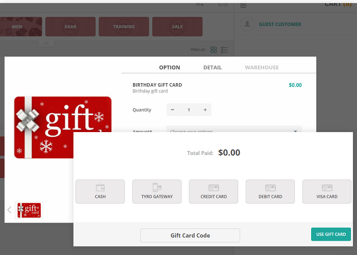 Aheadworks Gift Card Module for Magento 2