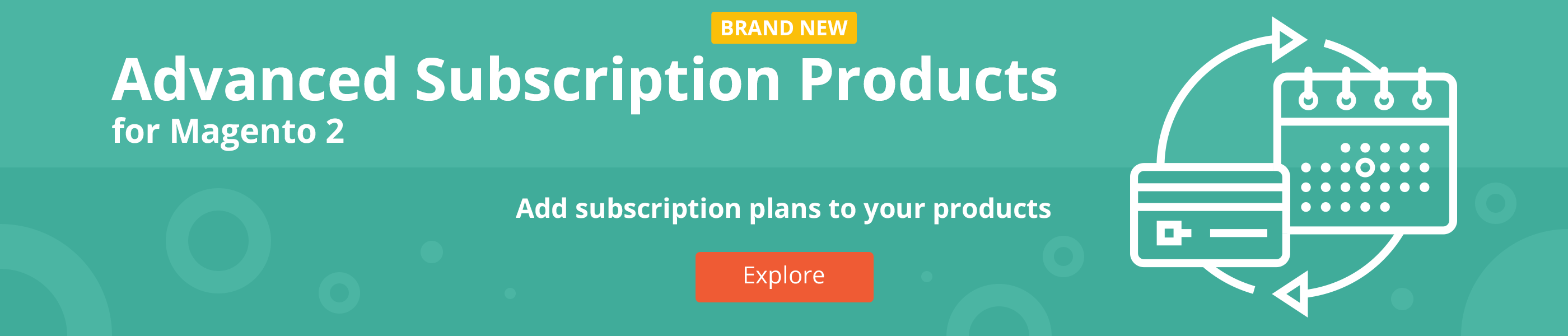 Advanced Subscription Products Release