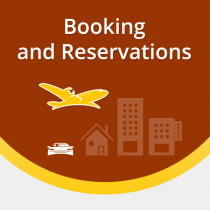 Booking and Reservations